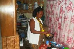 Cooking Little Sun
